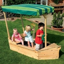 Детски Пясъчник кораб