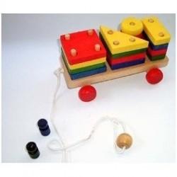 Дърпаща образователна играчка