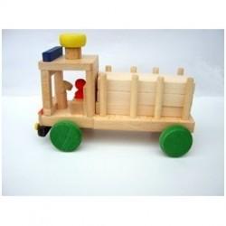 Камионче за дърва