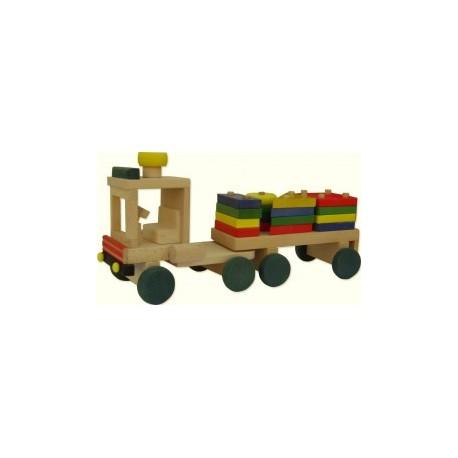 Камионче реденка