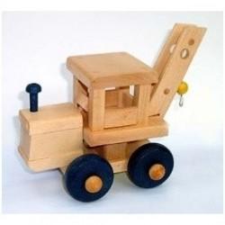 Строителен трактор