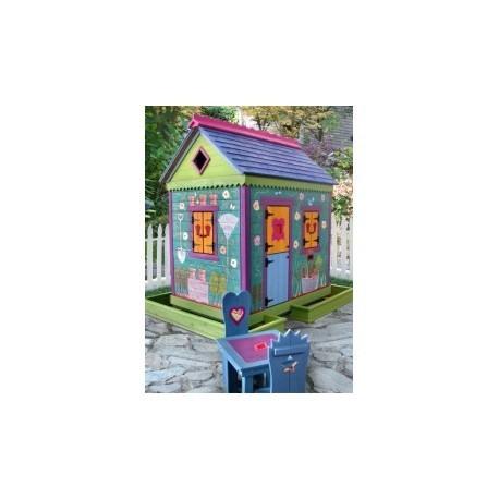 Holzhaus für Kinder 5