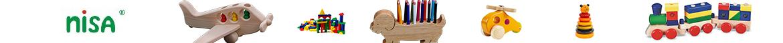 Найси - Детски дървени играчки